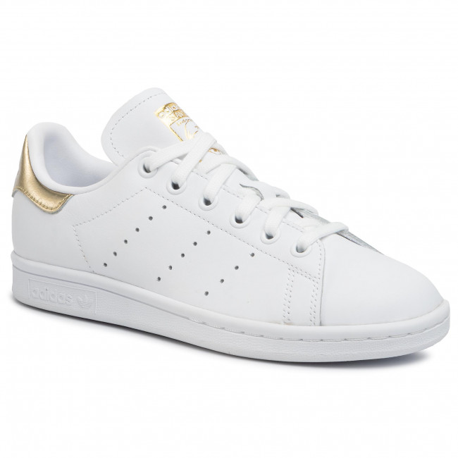 Cipő adidas Stan Smith EE8836 FtwwhtFtwwhtGoldmt