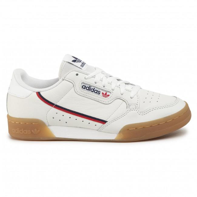 Cipő adidas Continental 80 EE5393 CrywhtConavyScarle