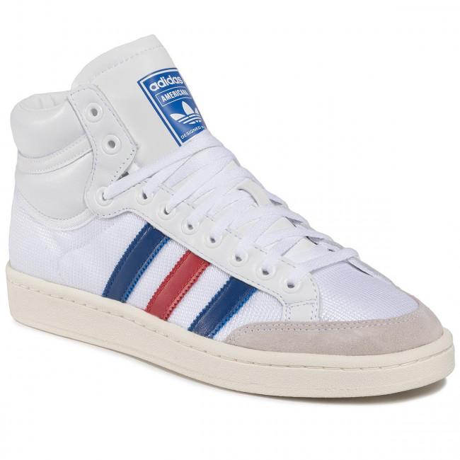 Cipő adidas - Americana Hi EF2803 Ftwwht/Croyal/Scarle