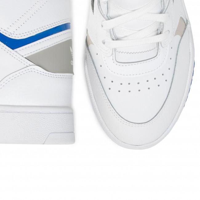 Cipő adidas - Drop Step EF7137  Ftwwht/Metgry/Globlu - Sneakers - Félcipő - Férfi