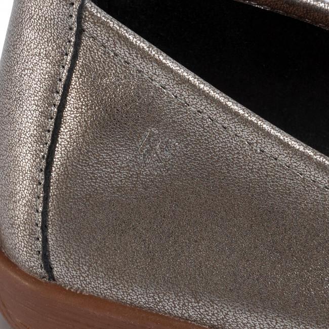 Balerina JOSEF SEIBEL - Fenja 01 74801 38 730 Antik Metallic - Balerina - Félcipő - Női
