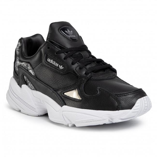 Cipő adidas Falcon W EH1256 CblackCblackSilvmt