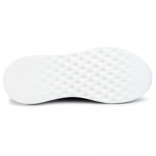 Sportcipő DSQUARED2 - Lace-Up Low Top Sneakers SNM0074 50202581 M071 Blu Bianco - Sneakers - Félcipő - Férfi