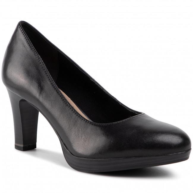 Tamaris Női alkalmi cipő 1 1 22410 23 001 Black (méret 41)