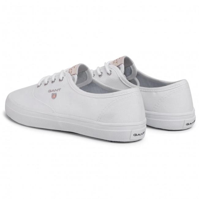Teniszcipő GANT Preptown 20538444 Bright White G290