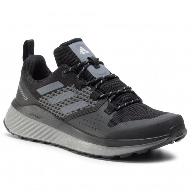 Cipő adidas - Terrex Folgian Hiker EF0404 Core Black/Grey Four/Grey One