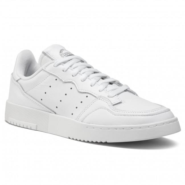 Cipő adidas - Supercourt EE6037 Ftwwht/Ftwwht/Cblack