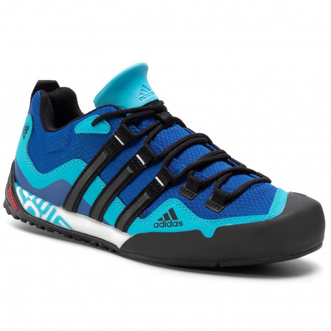 Cipő adidas - Terrex Swift Solo FX9324 Team Royal Blue/Core Black/Signal Cyan