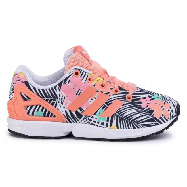 Cipő adidas Zx Flux J EG4116 ChacorChacorFtwwht