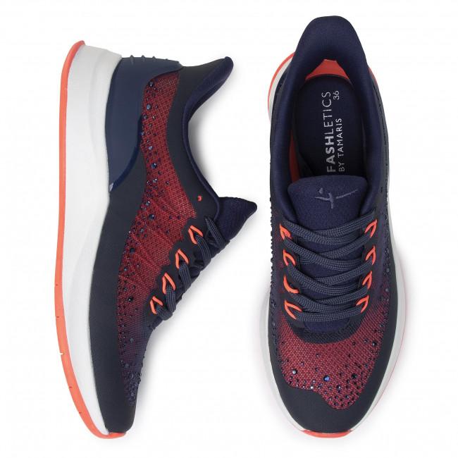 Sportcipő TAMARIS - 1-23721-24 Pacific Comb 862 - Sneakers - Félcipő - Női