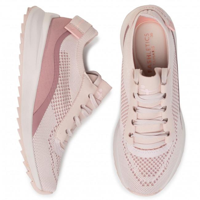 Sportcipő TAMARIS - 1-23725-24 Rose Comb 596 - Sneakers - Félcipő - Női