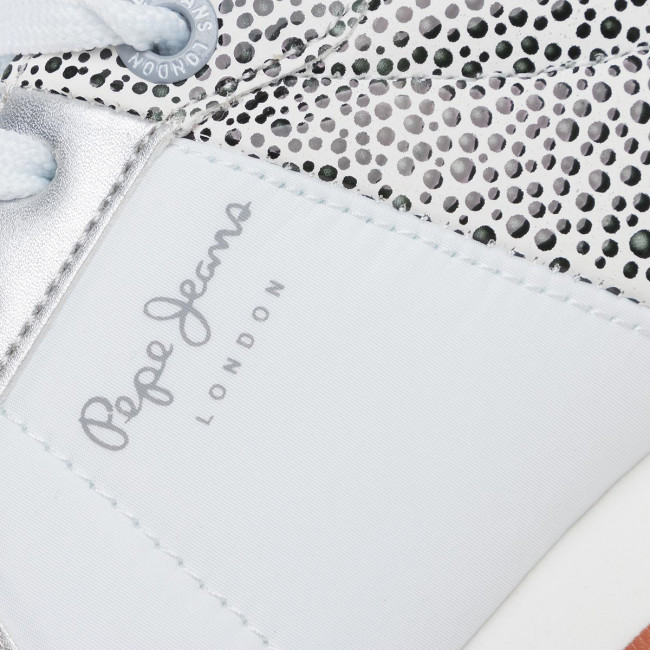 Sportcipő PEPE JEANS - Verona W Set PLS30982 White 800 - Sneakers - Félcipő - Női