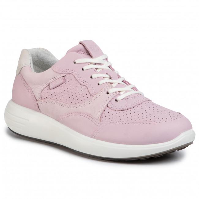 Sportcipő ECCO Soft 7 Runner W 46061351725 Blossom RoseBlossom RoseShadow White