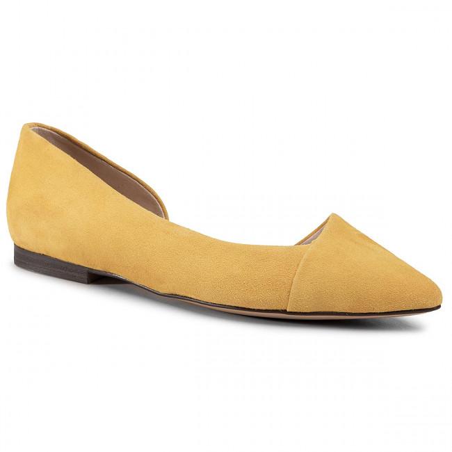 Balerina CAPRICE 9 24203 24 Yellow Suede 641