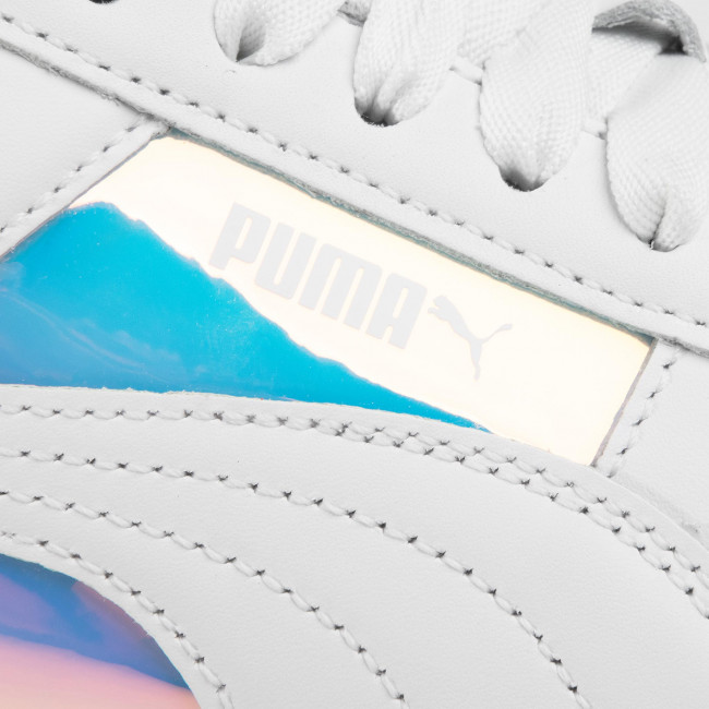 Sportcipő PUMA - Cali Glow Wn's 372563 01 Puma White - Sneakers - Félcipő - Női