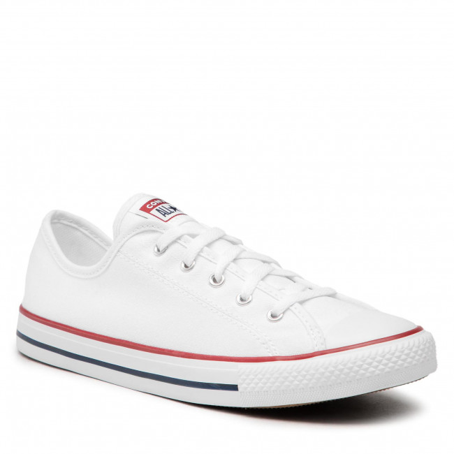 Tornacipő CONVERSE - Ctas Dainty Ox 564981C White/Red/Blue