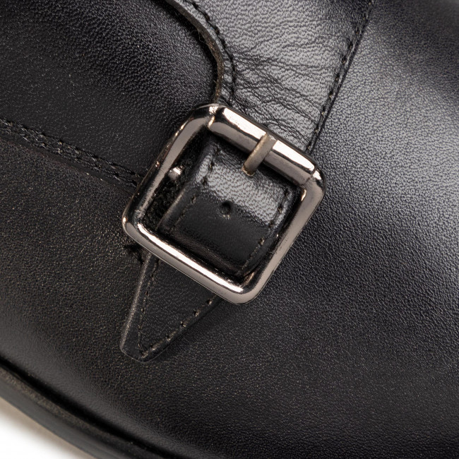 Cool Shopping Férfi Cipők Félcipő SALAMANDER - Fartino 31-81708-01 Black - Alkalmi - Félcipő - Férfi Zrix0HPb