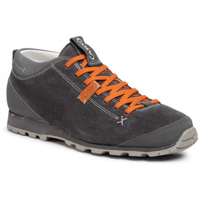 Bakancs AKU - Bellamont Lux 518 Grey 071 - Túracipők - Félcipő - Férfi