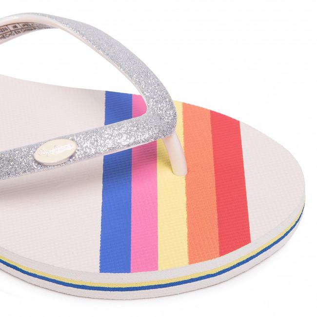Eredeti Női Cipők Vietnámi papucsok PEPE JEANS - Rake Fabi PLS70066  Silver 934 - Vietnámi papucsok - Papucsok és szandálok - Női NMxXOxlr