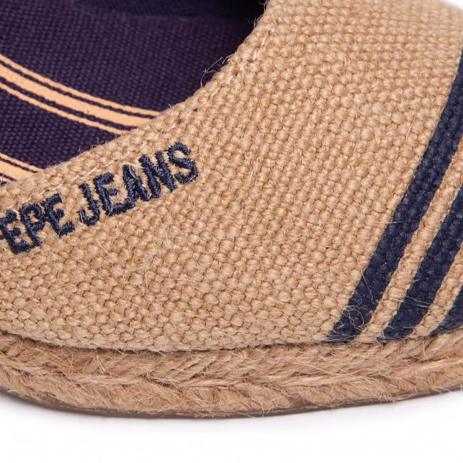 Legjobb Hely Női Cipők Espadrilles PEPE JEANS - Wendy Strap PLS90435  Grain 853 - Espadrilles - Papucsok és szandálok - Női ltST8aWL