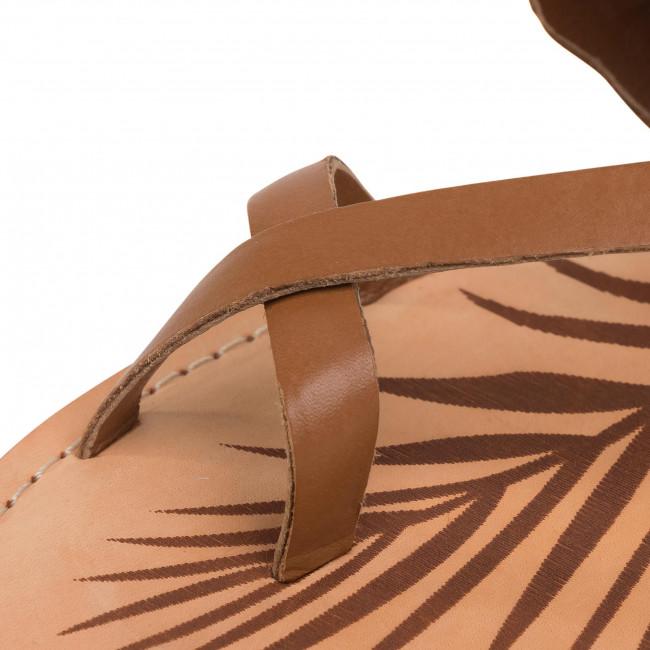 Legkelendőbb Női Cipők Szandál PEPE JEANS - March Studs PLS90447  Tobacco 859 - Hétköznapi szandálok - Szandálok - Papucsok és szandálok - Női 6pZzySNq