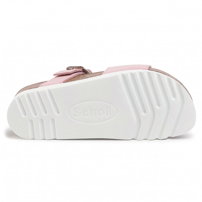 Kizárólagos Női Cipők Papucs SCHOLL - Ranja 2.0 F28060 1248 350 Pale Pink - Hétköznapi papucsok - Papucsok - Papucsok és szandálok - Női vVTNbojz