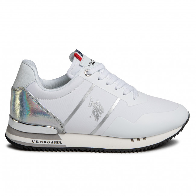 Sportcipő U.S. POLO ASSN. - Ambra1 CORA4204W9/TY1 Whi - Sneakers - Félcipő - Női