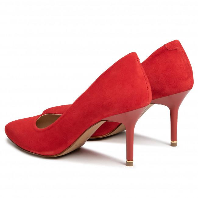 Tűsarkú WOJAS - 35030-65 Piros - Tűsarkú cipő - Félcipő - Női