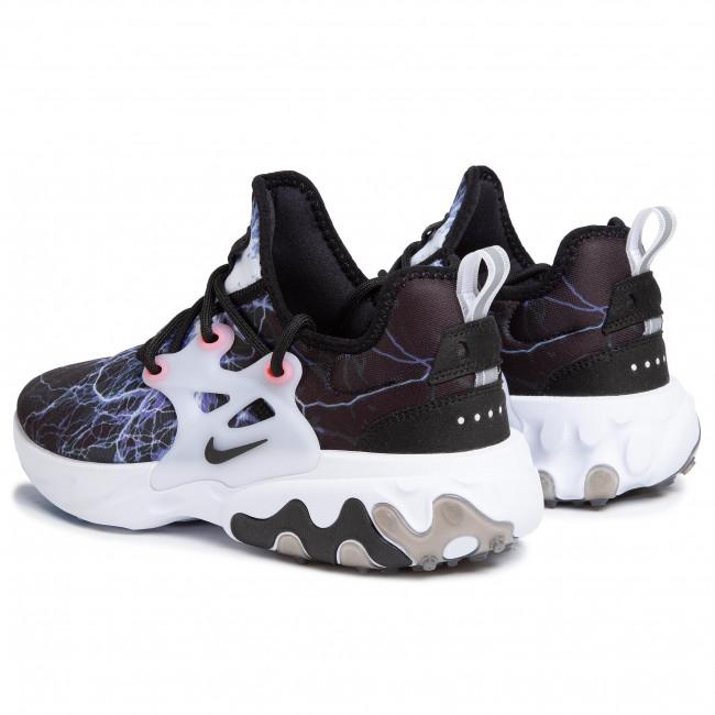 Cipő NIKE - React Presto AV2605 006 Black/Black/White - Sneakers - Félcipő - Férfi