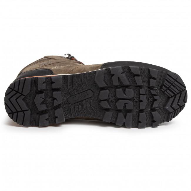 Bakancs CMP - Alcor Mid Trekking Shoes Wp 39Q4907 Wood P961 - Bakancsok - Csizmák és egyebek - Férfi