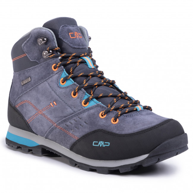 Bakancs CMP - Alcor Mid Trekking Shoes Wp 39Q4907 Antarcite U423