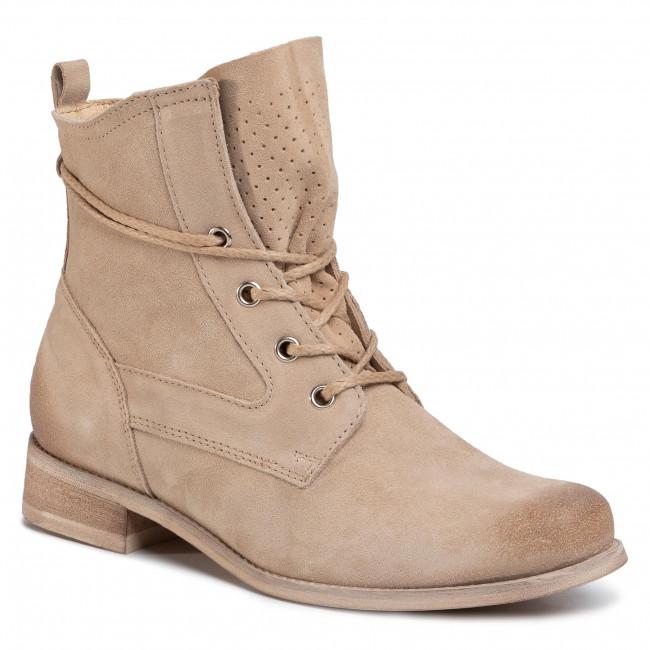 Magasított cipő WOJAS - 64000-64 Beż