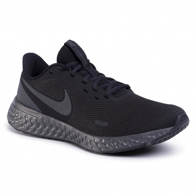 Cipő NIKE - Revolution 5 BQ3204 001  Black/Anthracite