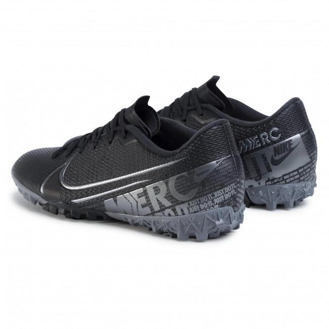 Cipő NIKE Vapor 13 Academy TF AT7996 001 BlackMtlc Cool GreyCool Grey