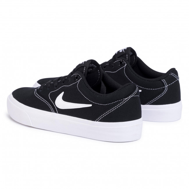 Cipő NIKE Charge Cnvs (GS) CQ0260 001 BlackWhite