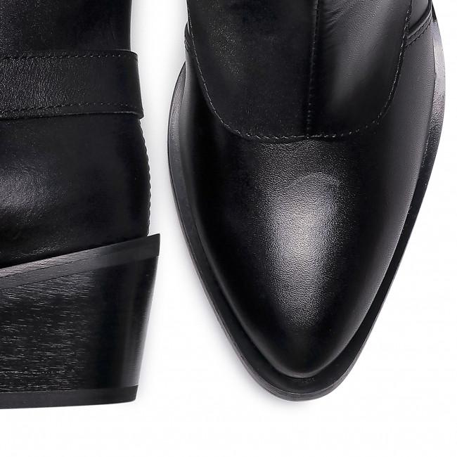 Magasított cipő EVA MINGE - EM-21-08-000830 101 - Western csizmák - Csizmák és egyebek - Női