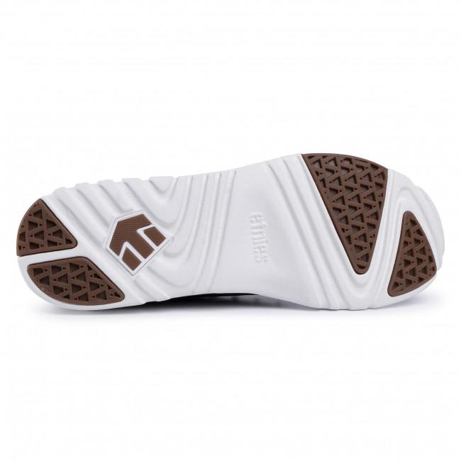 Sportcipő ETNIES - Scout 4101000419 Black/White/Gum 979 - Sneakers - Félcipő - Férfi sJ0CMKkz