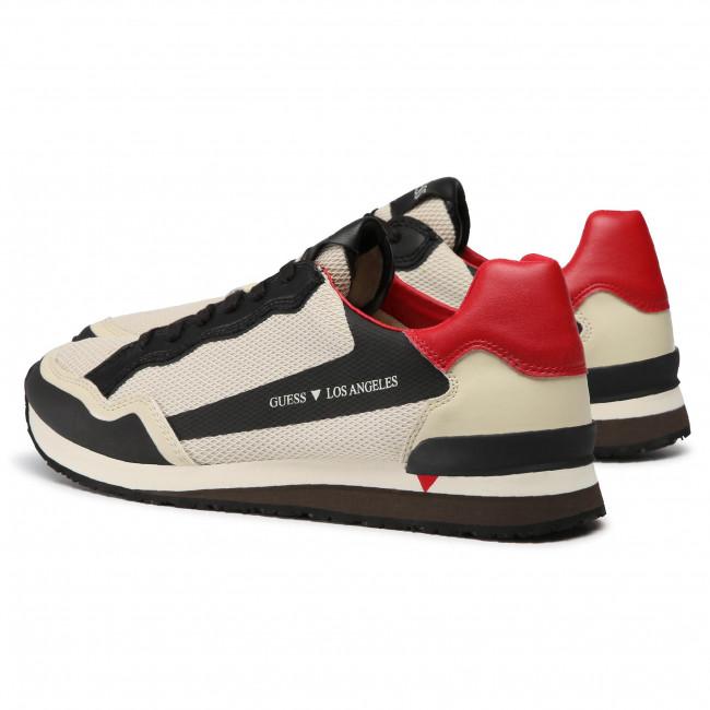 Sportcipő GUESS - Genova FM7GEN FAB12 SAND - Sneakers - Félcipő - Férfi