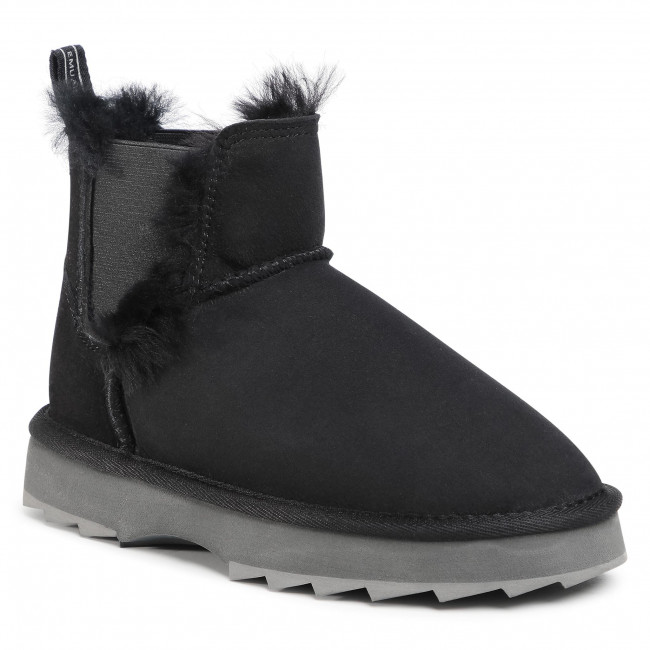 Cipő EMU AUSTRALIA - Thresher W12384  Black