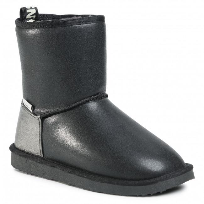 Cipő PEPE JEANS - Angel Shiny PGS30472 Black 999