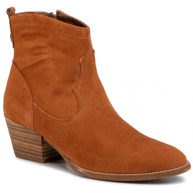 Magasított cipő TAMARIS - 1-25700-34 Cuoio 455