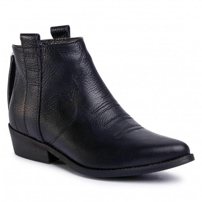 Magasított cipő L37 - Flashback SS11 Black