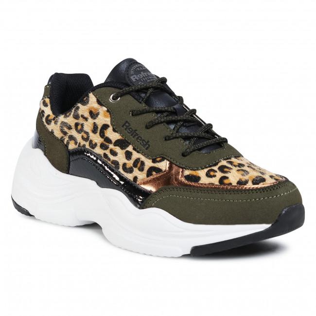 Sportcipő REFRESH - 72561 C. Com. Leopard