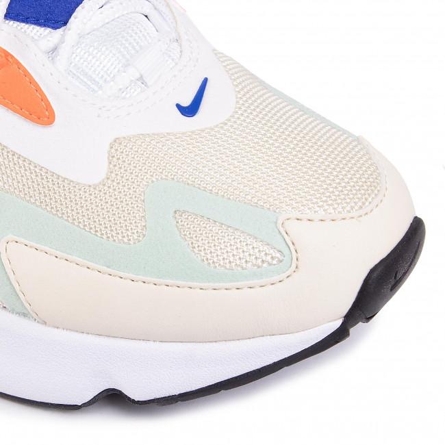 Cipő NIKE - Air Max 200 CI3867 200 Fossil/White/Black - Sneakers - Félcipő - Női