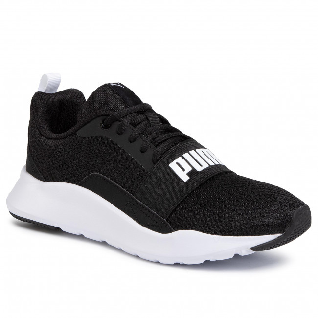 Cipő PUMA -  Wired Jr 366901 16 Puma Black
