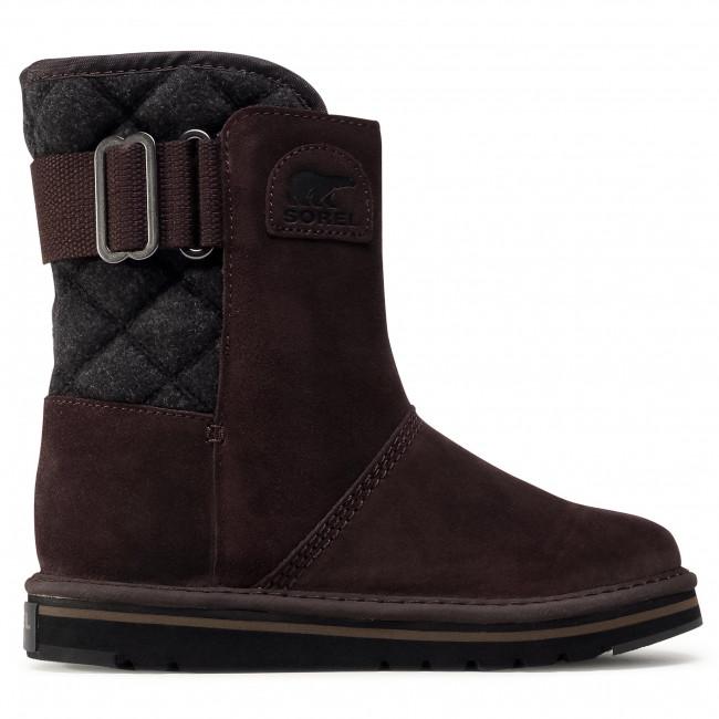 Cipő SOREL - Newbie NL2068 Blackened Brown/Marron Noirci 205