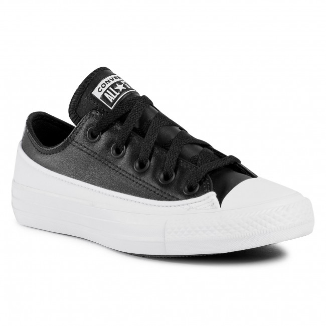 Tornacipő CONVERSE - Ctas Ox 168921C Black/White/White