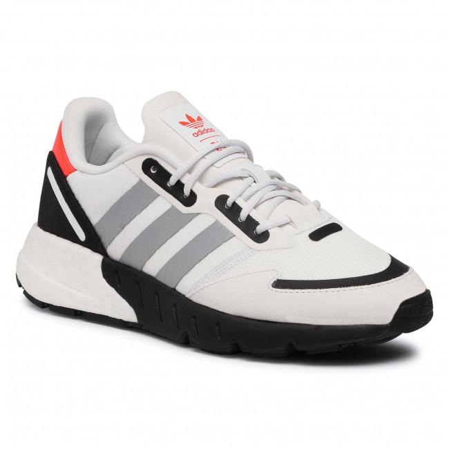 Cipő adidas - Zx 1k Boost J FX6641  White
