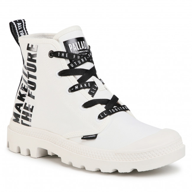Túrabakancs PALLADIUM - Pampa Hi Future 76885-116-M White