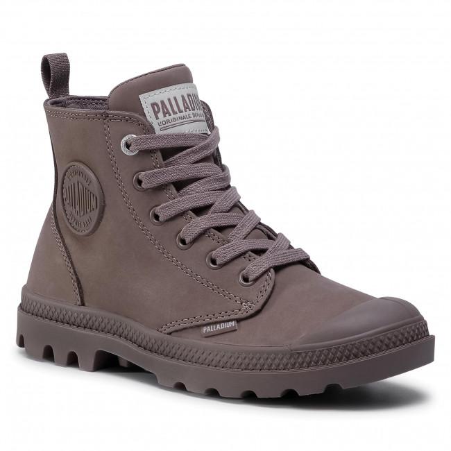 Túrabakancs PALLADIUM - Pampa Hi Zip Nbk 96440-256-M Taupe